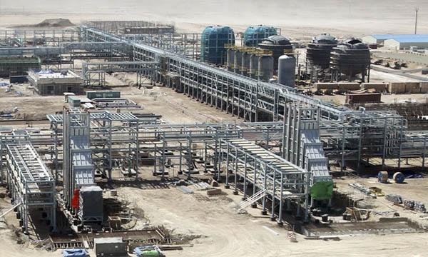 Устюртский газохимический комплекс