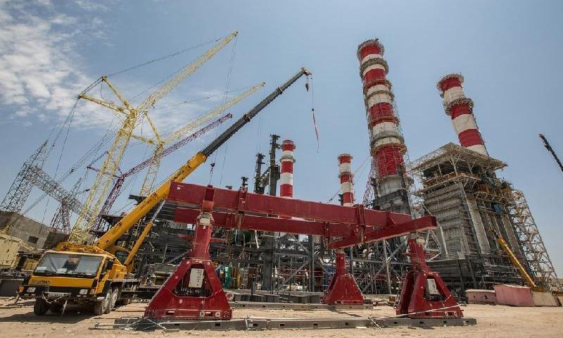 Строительство двух ПГУ на Тахиаташской ТЭС