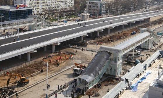Мост Бунёдкор